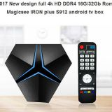 Smart TV Box Fully Loaded 17.1 Rockchip Box TV Android 6.0 CPU 64bits 2g ott android tv box channels tv box streaming