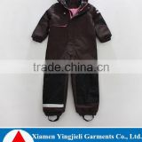 Factory Price Custom High Quality One Piece Winter Kids Crane Snow Ski Wear