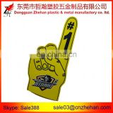 Big wave football fan's eva foam hand