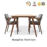 Best Selling Wood Hotel Furniture Restaurant Dining Table and Chair Set