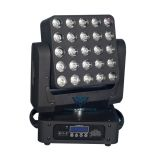 25 Head 10W 4in1 Led Moving Head Matrix Beam Light Disco Stage Wash lights