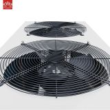 stable silent work fan radiator long life fans for heat pump equipment
