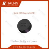Rough turning pump housing with BN-K1 solid CBN insert from Halnn Superhard