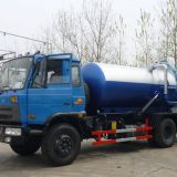 Dongfeng15CBM Sewage Suction Truck price for sale