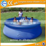 High quality inflatable water spa pool, inflatable bath pool for kids