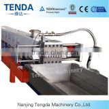 TSH-75 Plastic Sheet Processed Co-rotating Double Screw Extruder