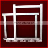Screen printing aluminum alloy frames for sign board printing of China manufacturing