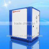 Heating and cooling hot water geothermal water heat pump (16KW, 380V, plate heating exchange)