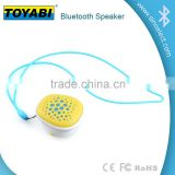 Water Resistant Bluetooth Shower Speaker Wireless Portable Audio,New 2015 Model suitable for indoor and outdoor using