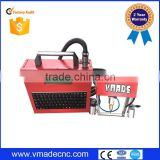 Trade Assurance Car Frame /Engine /Metal Pipe Dot Peen Marking Machine