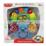 Item No.AL018809,B/O Drum with light and music,Musical Instrument ,B/O toys for baby