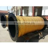China Manufacturer of Cutter Dredger used Discharge Rubber Hose