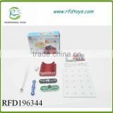 INquiry about Hot plastic diy circuit electronic building blocks