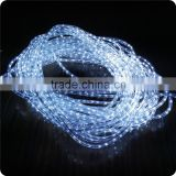 2 wires horizontal 100m decoration led rope light                                                                         Quality Choice