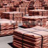 COPPER CATHODE, 99.99 PURITY COPPER CATHODE