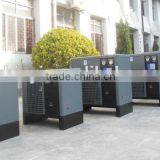 Guangzhou factory air cooled type freeze drying equipment air cooling refrigerated compressed industrial freeze dryer
