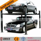 China supplier offer CE cheap hydraulic for car four post lift