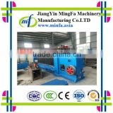 automatic heavy gabion wire mesh machine/4300mm Max Mesh Weaving Width Heavy Duty heavy gabion wire mesh machine