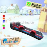 Hot Selling Plastic snowboards for child