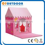 Exquisite Kids Princess Playhouse Tent with Sheet Floor Inside and Outside