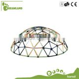 Outdoor galvanized steel Regular Geo Dome