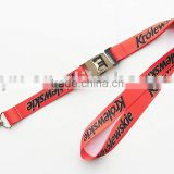 Custom bottle opener lanyard for bar,promotion,business gift