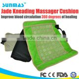 Sunmas HOT jade heat therapy products inflatable massage air mattress