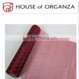 Multicolour Polyester or Nylon Organza Roll