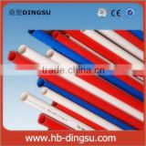 Manufacturer Colorful/Cheap Plastic Pvc Electrical Conduit Pipes/Cable/Wires