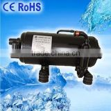 Aircon HVAC auto compressor for SRV camping car caravan roof top mounted travelling truck ac