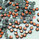 2016 XIUMAO factory wholesale Various types of flat-topped green copper iron tablets hot hot metal sheet metal rhinestone