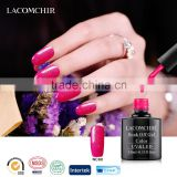 LACOMCHIR 136 Colors Gel Polish Manufacturer ,Beauty Choices Colored UV Gel Polish                                                                         Quality Choice