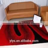 Popular Adhesive Backed Striped Modern Carpet Rugs