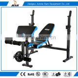 Factory direct high quality professional incline weight bench