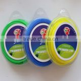 2.4mmx1LB Trimmer Line With Packing Blister /Grass Cuttting Line For Cutting Grass Machine