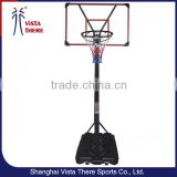 Try&Do height adjustable portable outdoor basketball stand