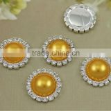 Imitation Pearl Embellishment Craft for Dresses Decoration