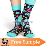 custom classic happy mens fashion socks wholesale                                                                                         Most Popular                                                     Supplier's Choice
