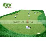 3.5m*1.5m golf putting green made of Nylon turf