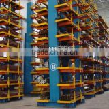 Long material irregular goods storage heavy duty cantilever storage racking cantilever shelving