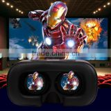 VR all in one machine virtual Explosion models 3D reality wearable VR box helmet with build-in WIFI stereo machine