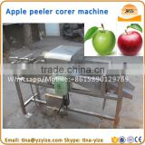 Inquiry About Electric apple peeler corer slicer / industrial electric apple peeler