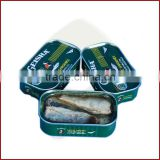 africa taste sardines in vegetable oil 125gX50tins