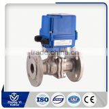 OEM Chinese factory stainless steel dn20 electric actuator ball electric ball valve stainless steel