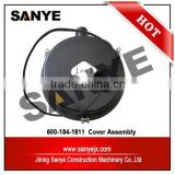 Truck Fuel System 600-184-1611 Cover Assembly HM250-2 HM400-2 HD465-7E0 Air Cleaner And Fuel Tank Group Parts