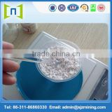 Water resistant expanded perlite for perlite boards