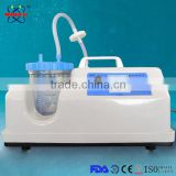 Phlegm Suction Unit Manufacturer high flow aspirator suction pump