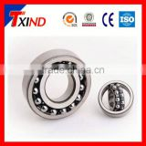 best price low friction self aligning ball bearing 22212