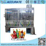 3000 BPH Small Carbonated Drink Filling Machine for Cola