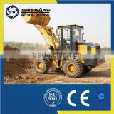 China Hot Sell Quick Attach Wheel Loader for Sale